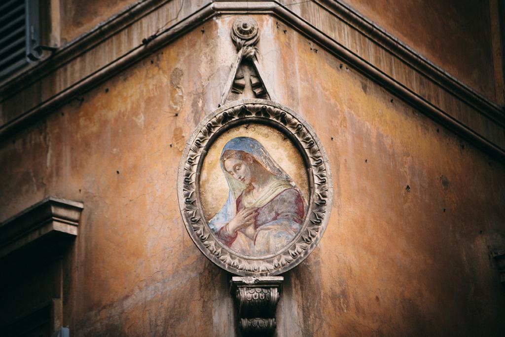 Rome Madonna della pietà