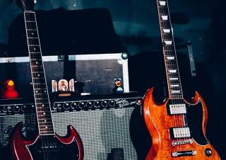 Mark Lanegan Guitars