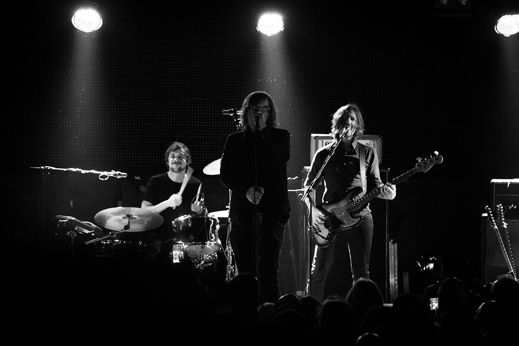 Mark Lanegan Band live in Italy