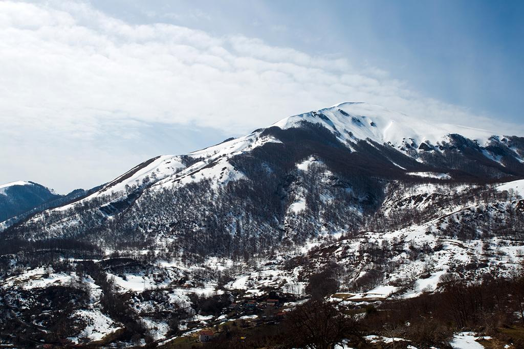 Monte Alpi da Sirino