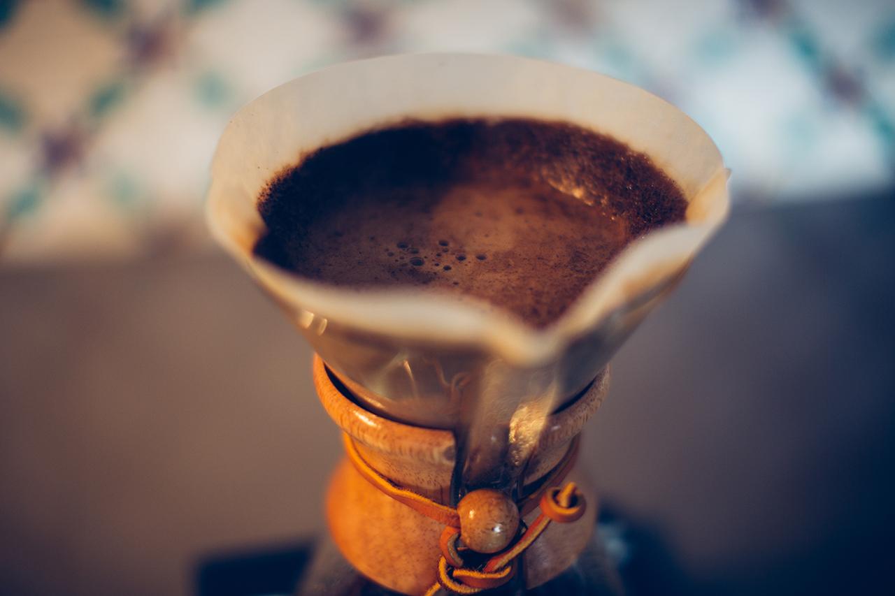 chemex caffè