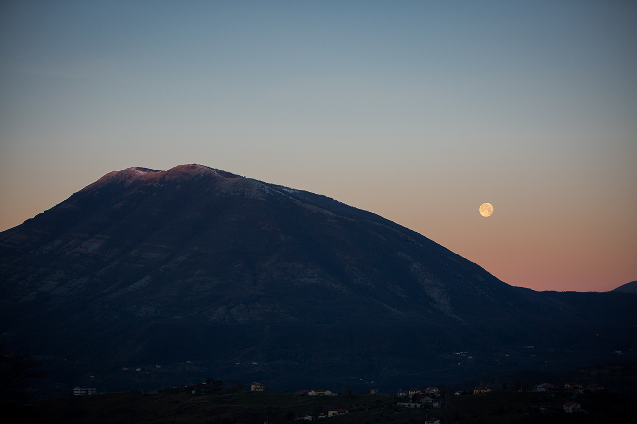 lauria luna piena alba