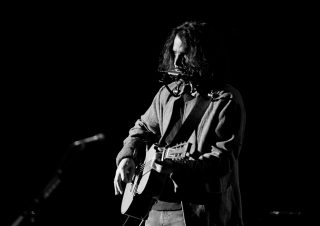 Chris Cornell – The times they are A changin