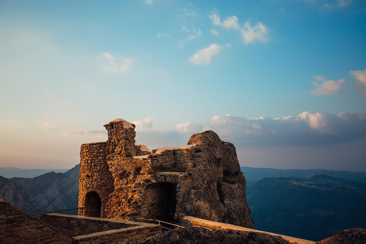 pietrapertosa castello