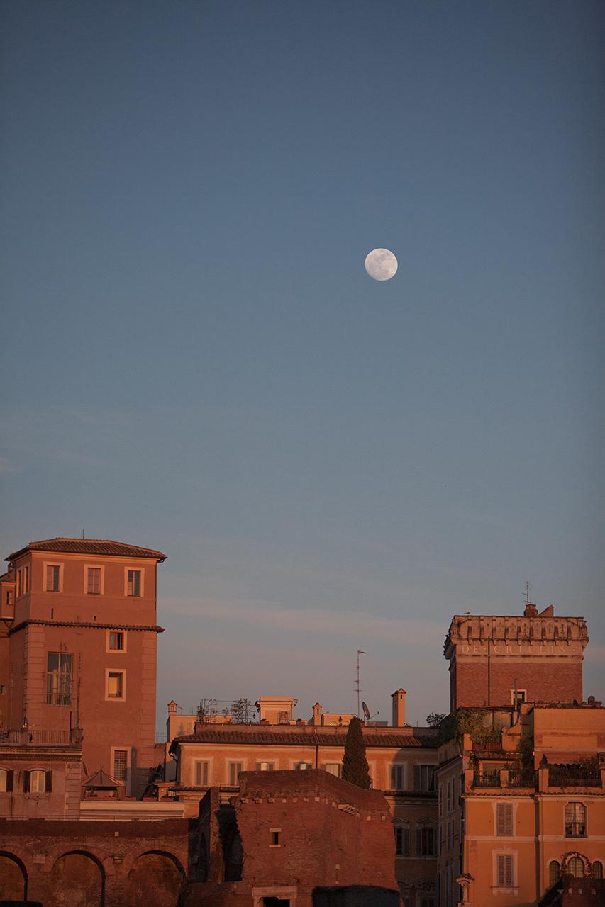 rome moon