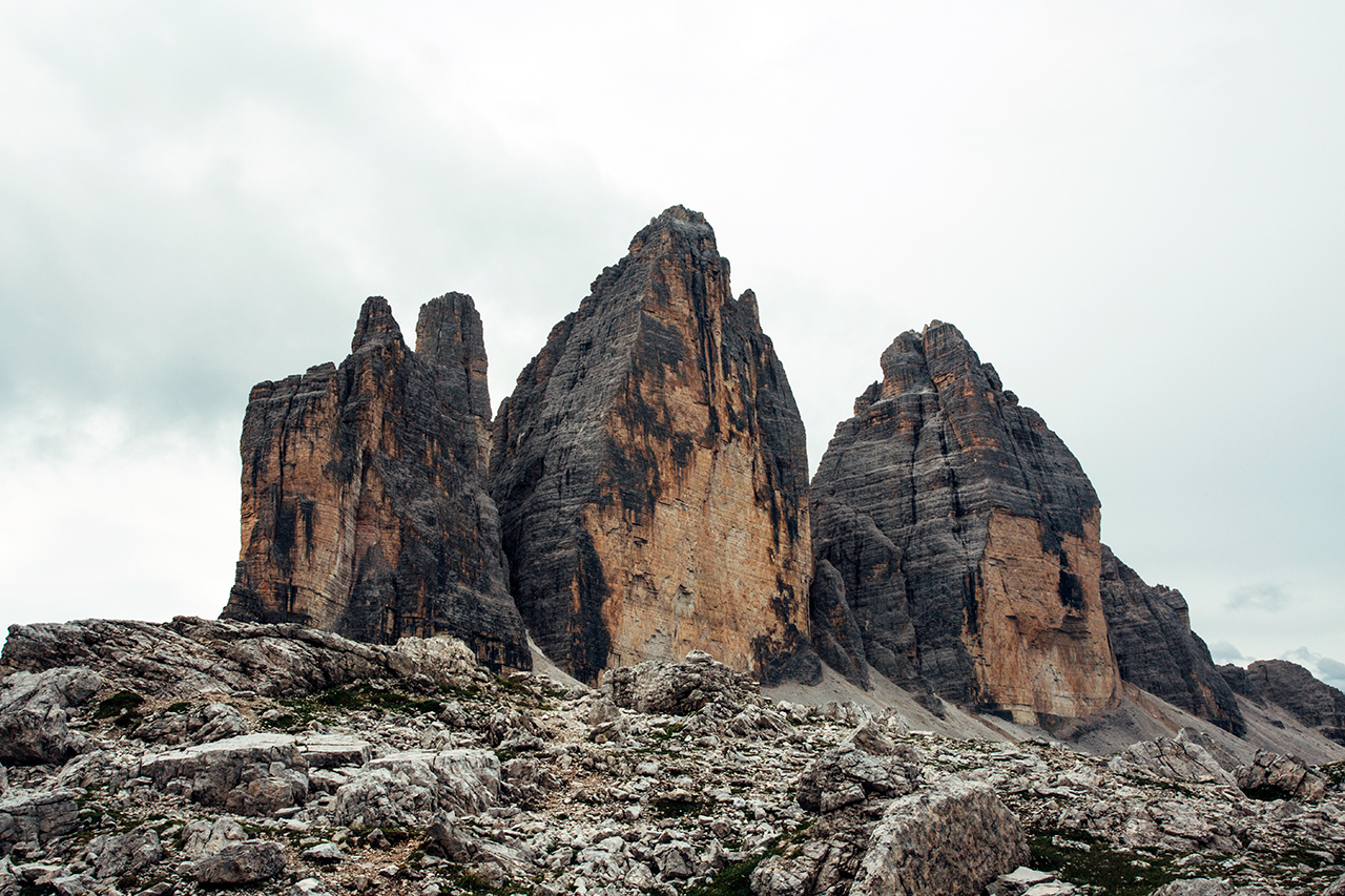 3 cime rock giants