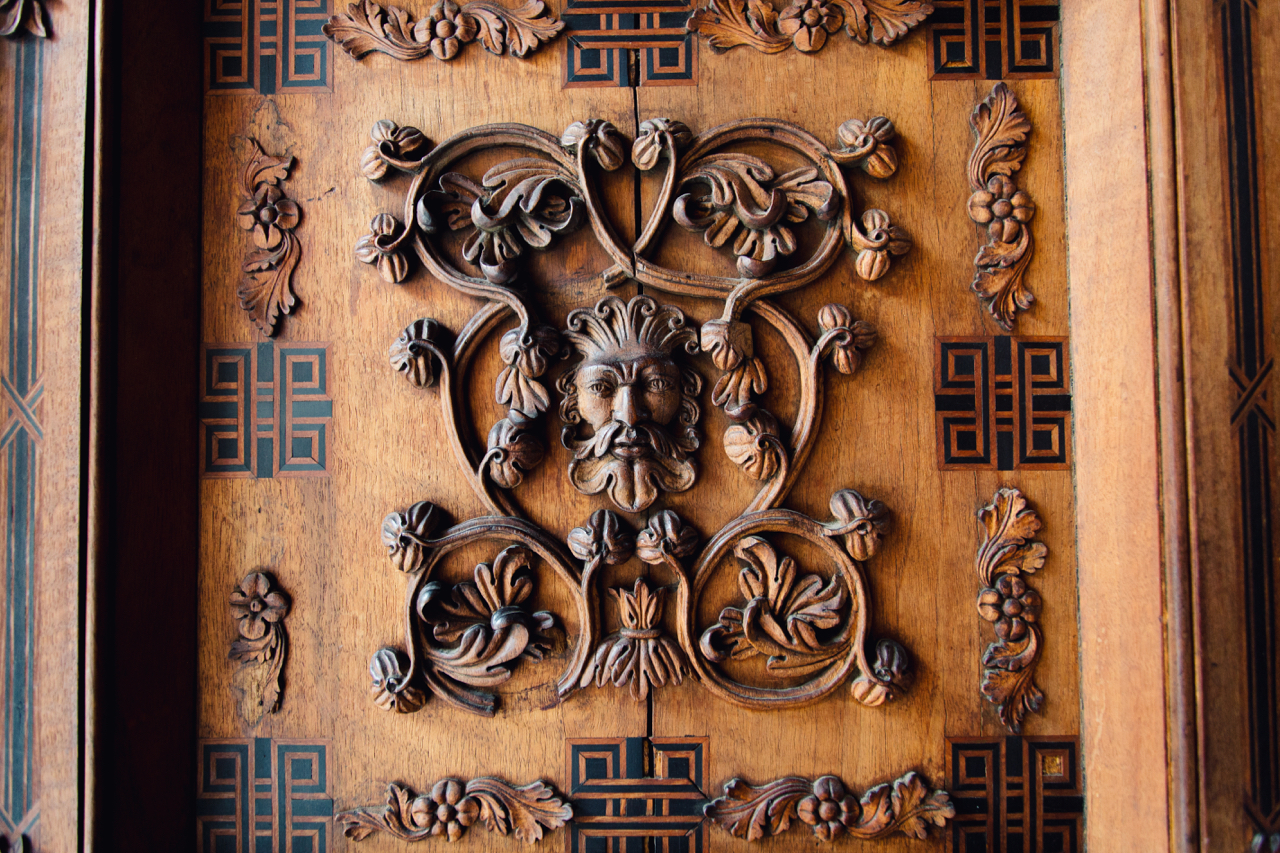portone cappella palatina