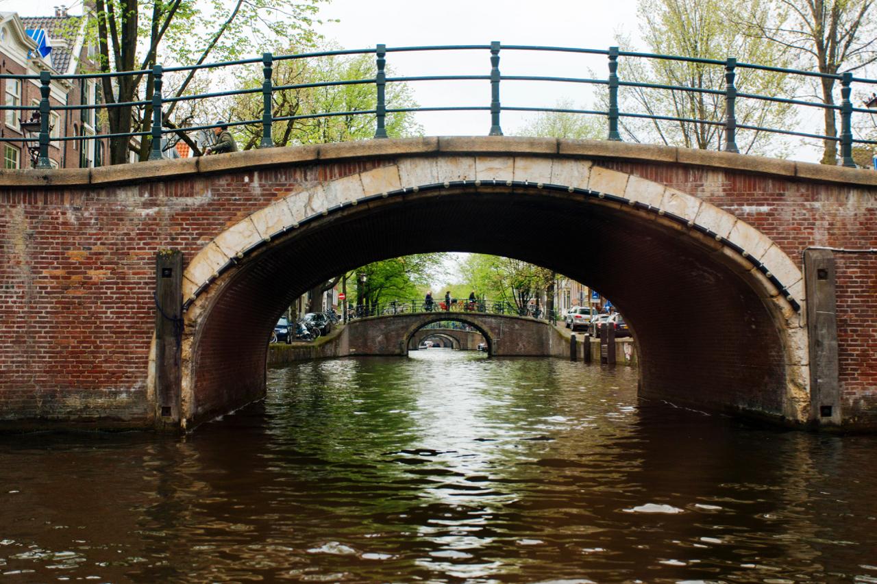 amsterdam seven bridges