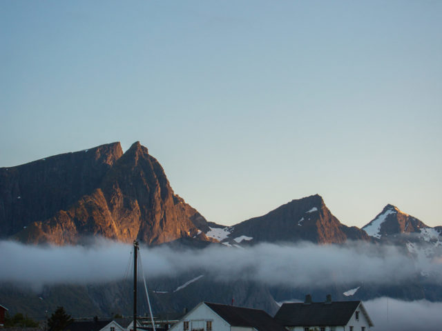 Lofoten – Quiet night